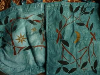 Midsummer Night cloth shopping bags