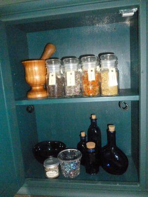 Inside the Midsummer Night potionary